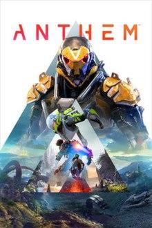 Anthem Análisis Cover