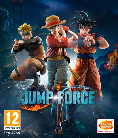 Jump Force Análisis Cover 1
