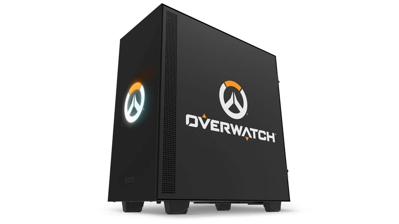 NZXT H500 Overwatch Anuncio 1