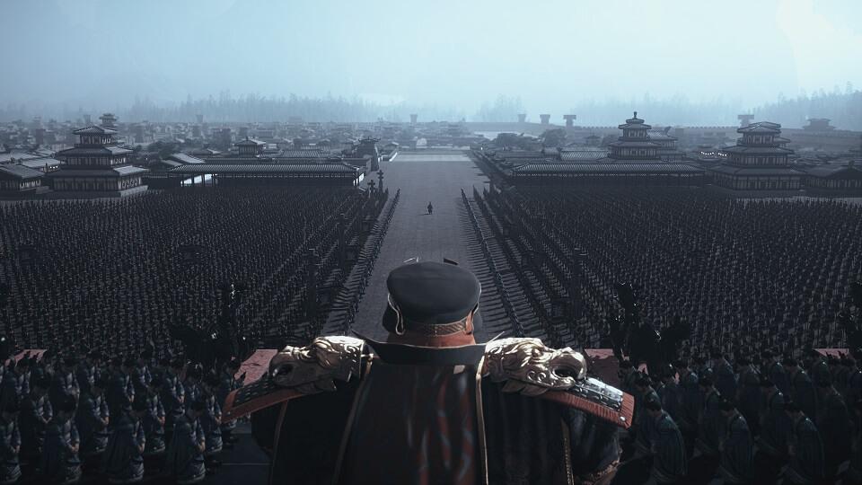 Total War Three Kingdoms Dong Zhuo