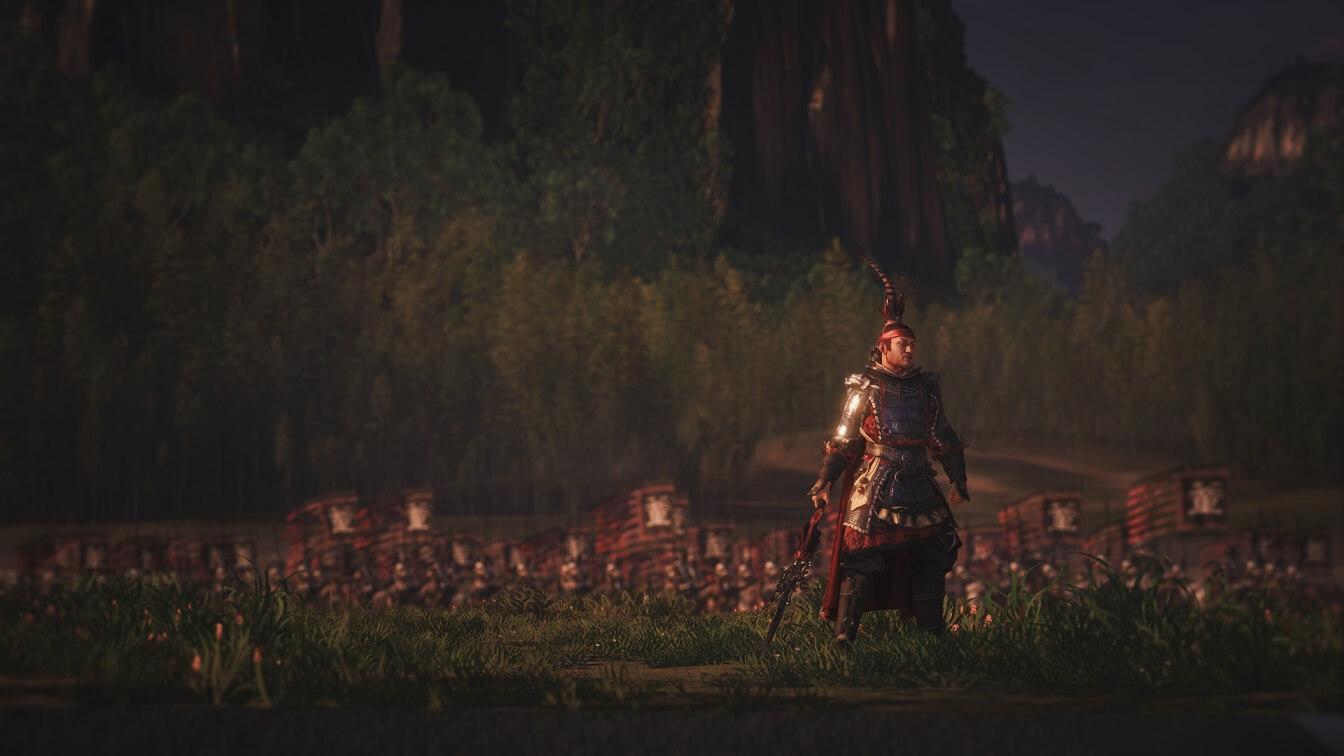 Total War Three Kingdoms Modo records
