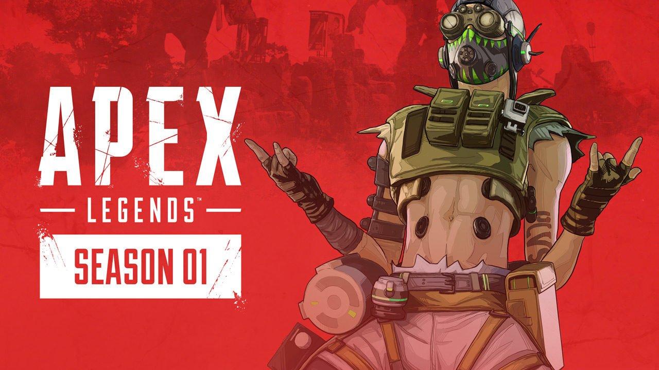 Apex Legends Temporada 1