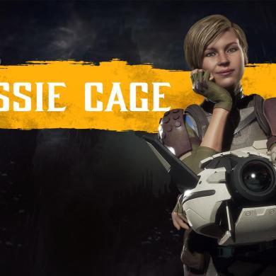 Cassie Cage combatirá en Mortal Kombat 11