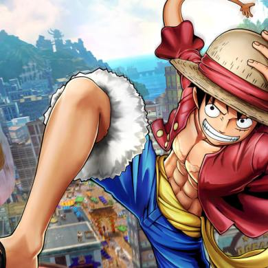 Requisitos de One Piece World Seeker