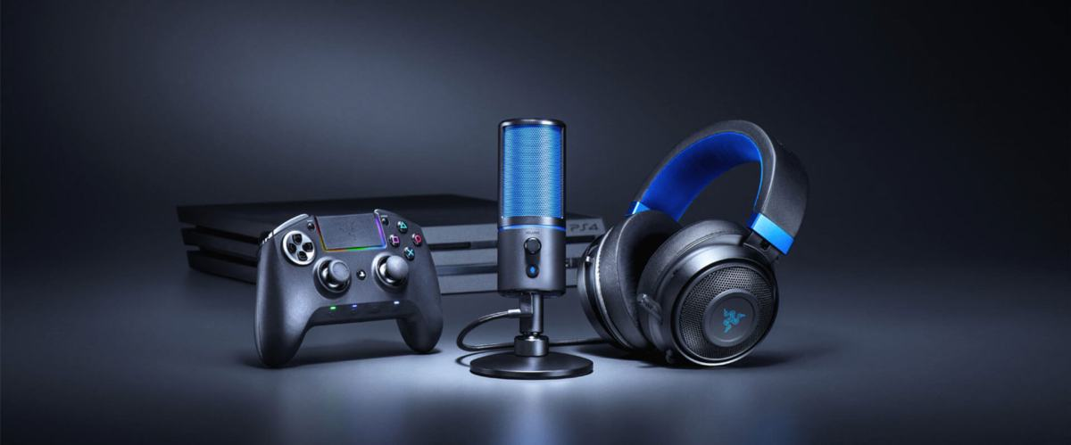 Razer Seiren X for PS4