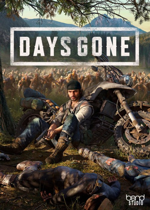 Days Gone Análisis Cover