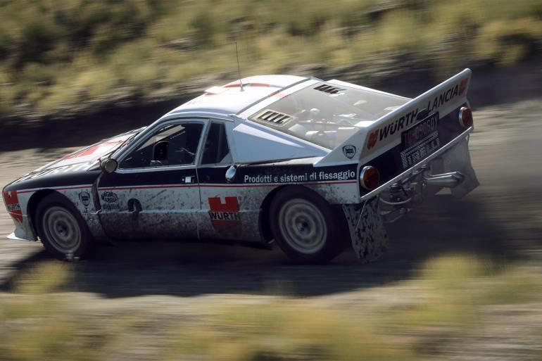 temporada dos de DiRT Rally 2.0