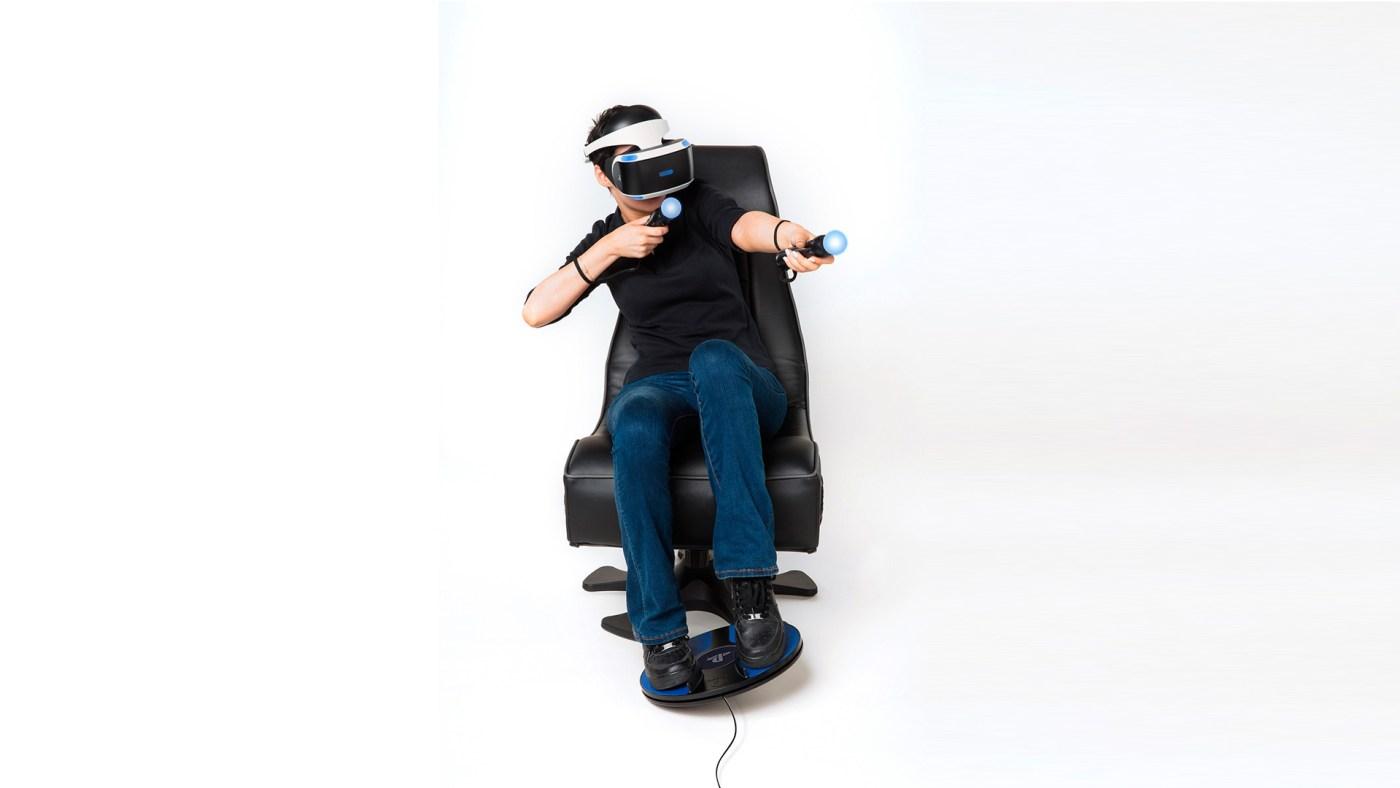 3DRudder PlayStation VR