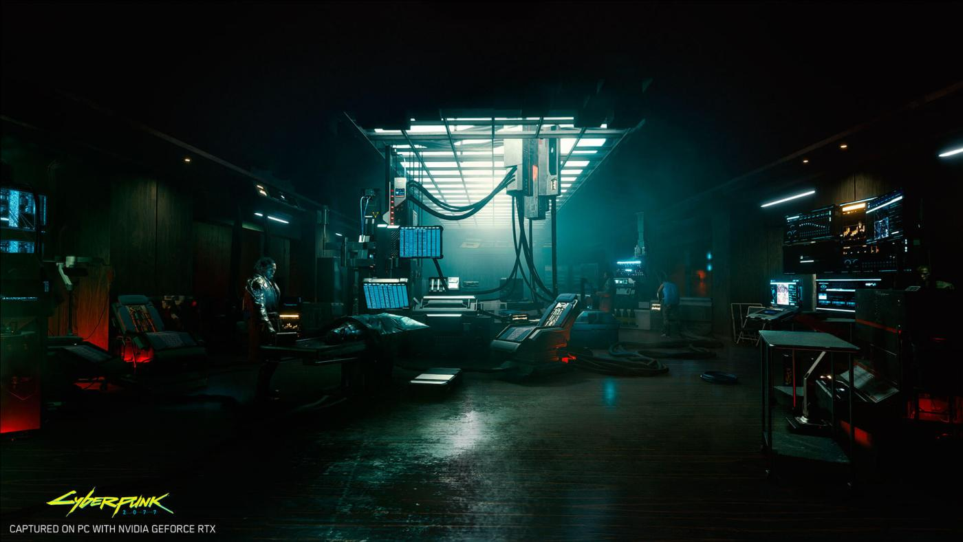 Cyberpunk 2077 Ray Tracing 2