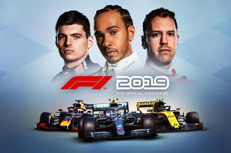 tráiler de lanzamiento de F1 2019