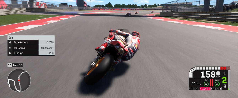 MotoGP 19 Análisi Texto 2