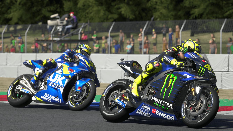 MotoGP 19 Lanzamiento