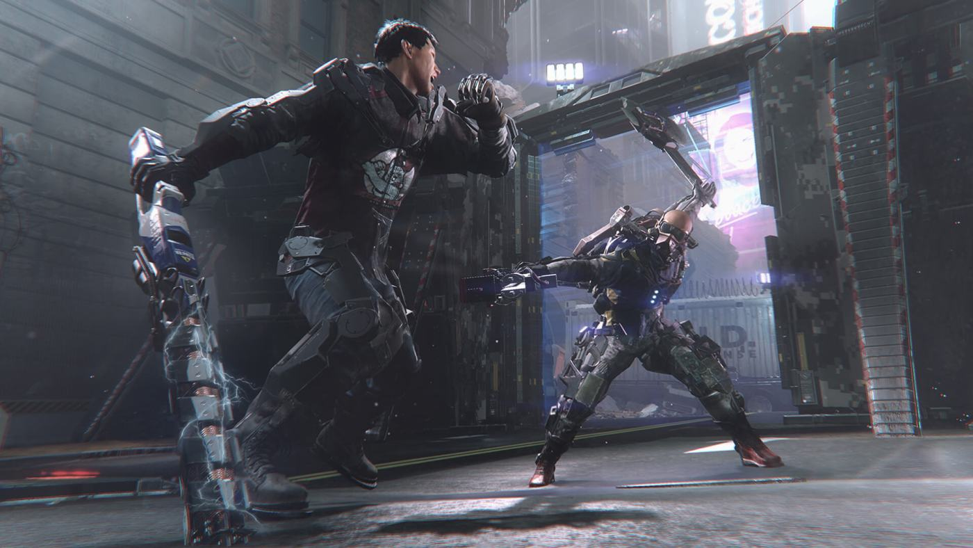 The Surge 2 Combate