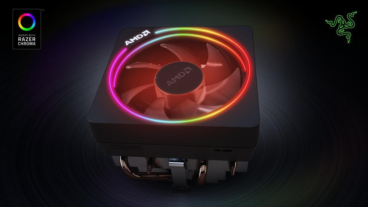AMD Wraith Prism Anuncio 1