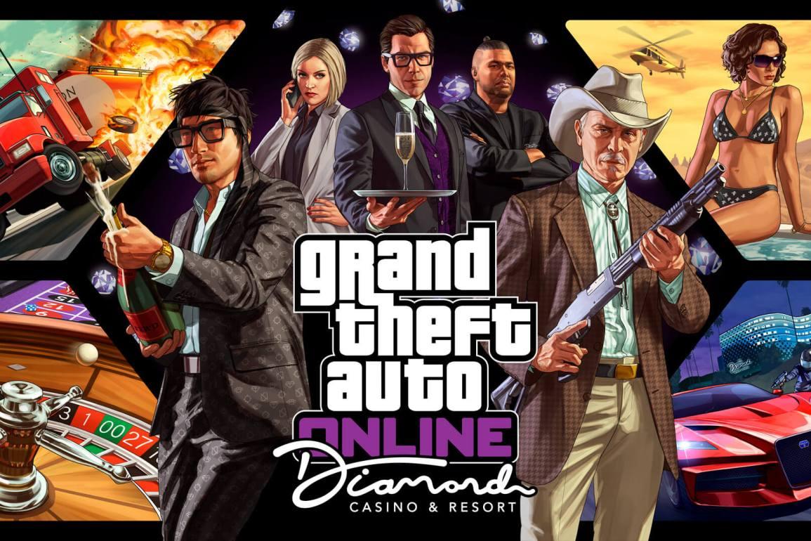 GTA Online The Diamond Casino Resort 1