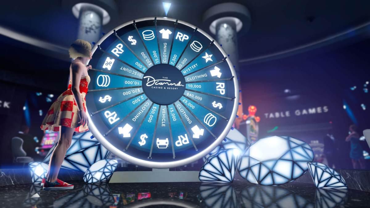 GTA Online The Diamond Casino Resort 2 1