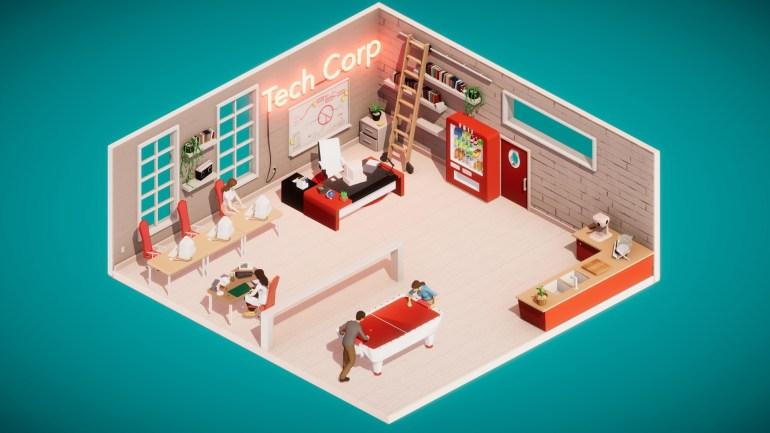 Early Access de Tech Corp.