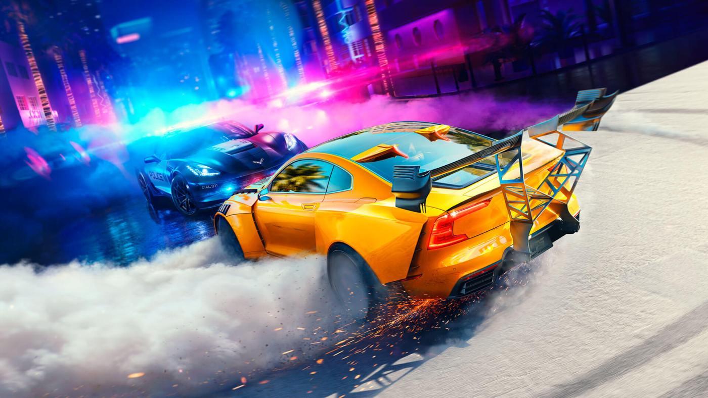 cross-play Need for Speed Heat