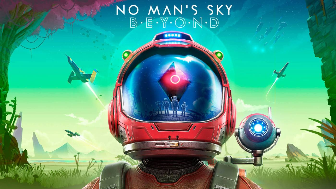 No Mans Sky Beyond Art