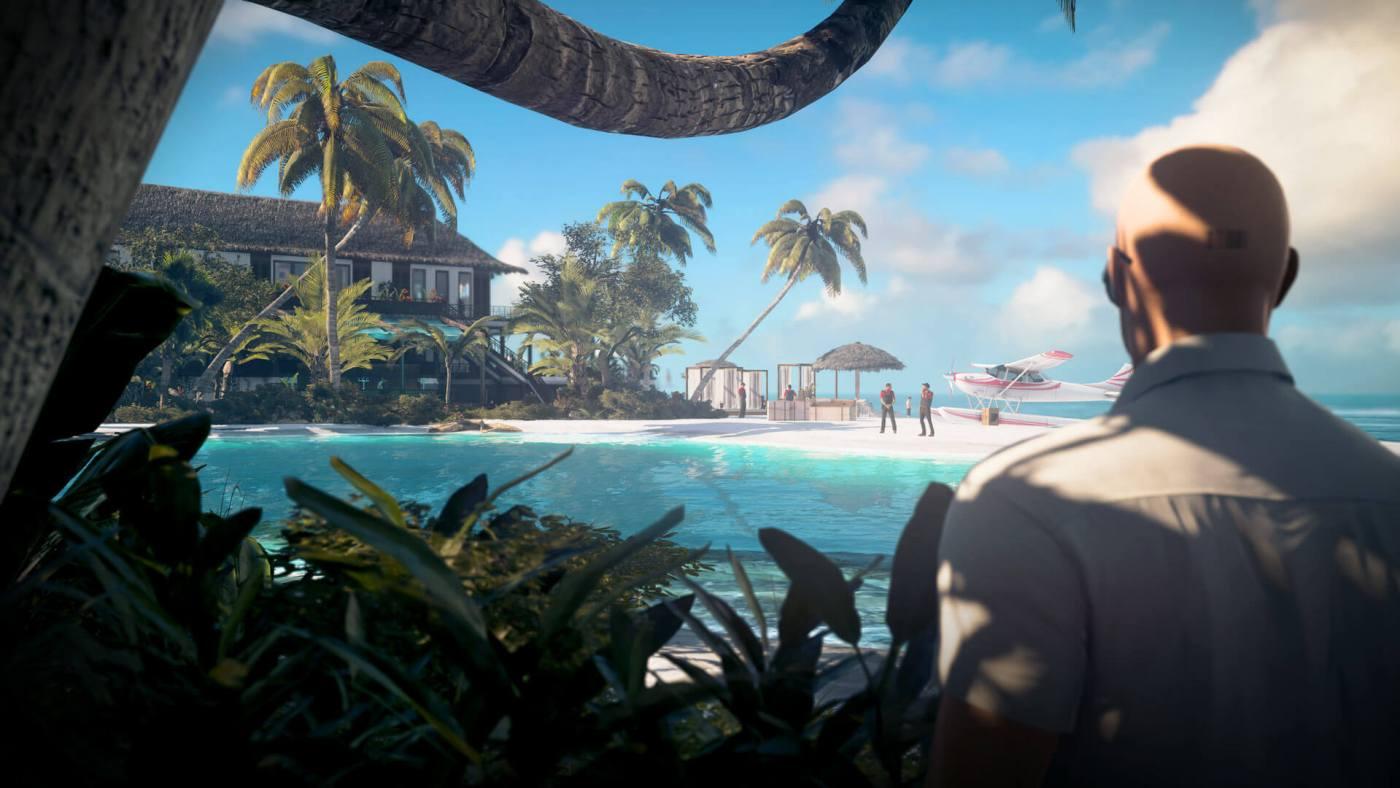 Hitman 2 Isla Paradisíaca