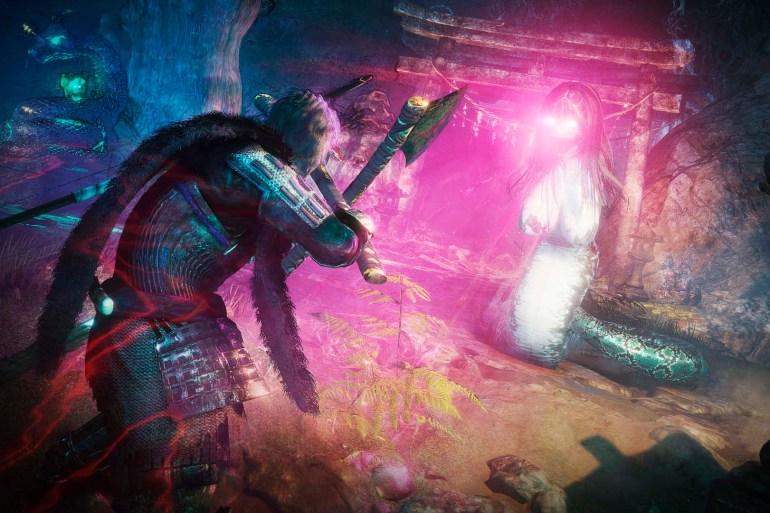 gameplay de Nioh 2