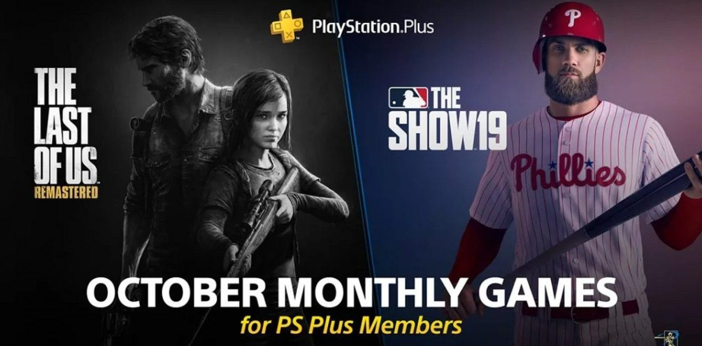 PlayStation Plus Octubre 2019