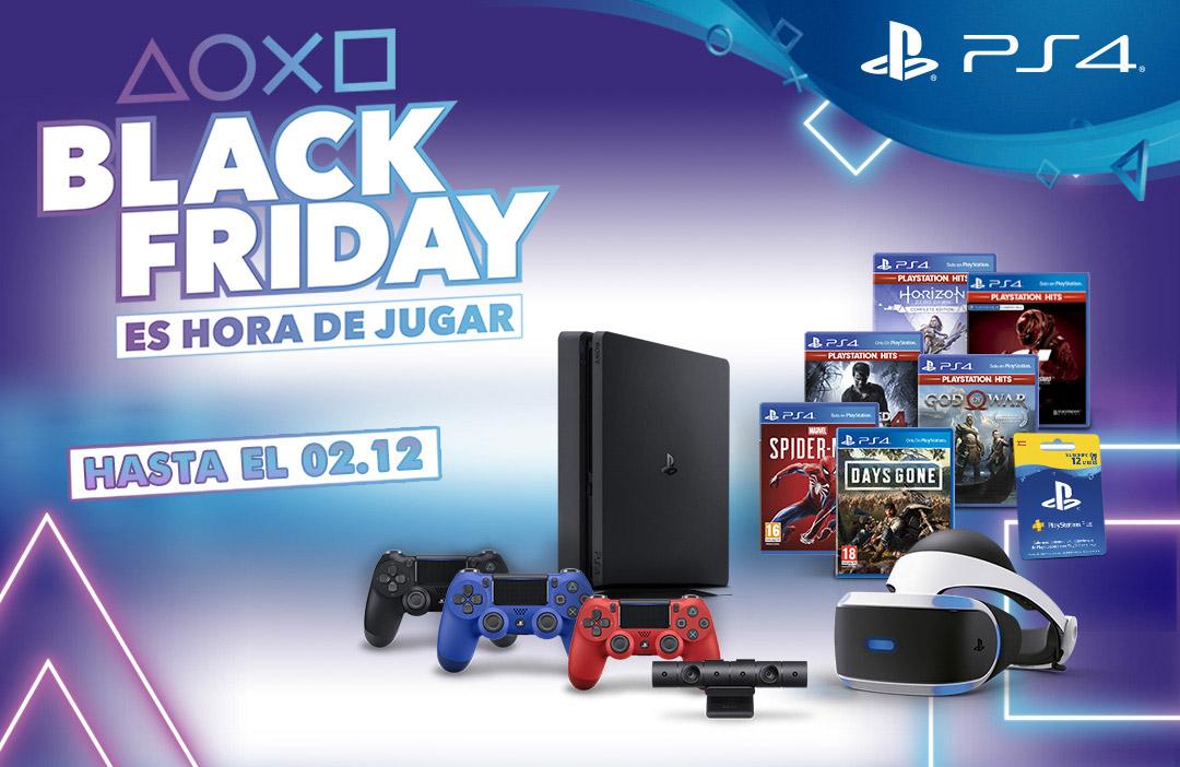 PlayStation 4 Black Friday 2019 1