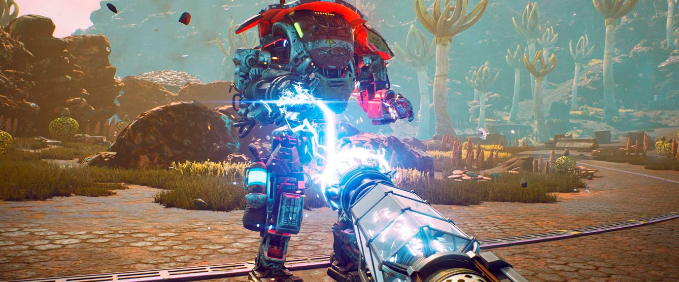 The Outer Worlds Análisis Texto 2