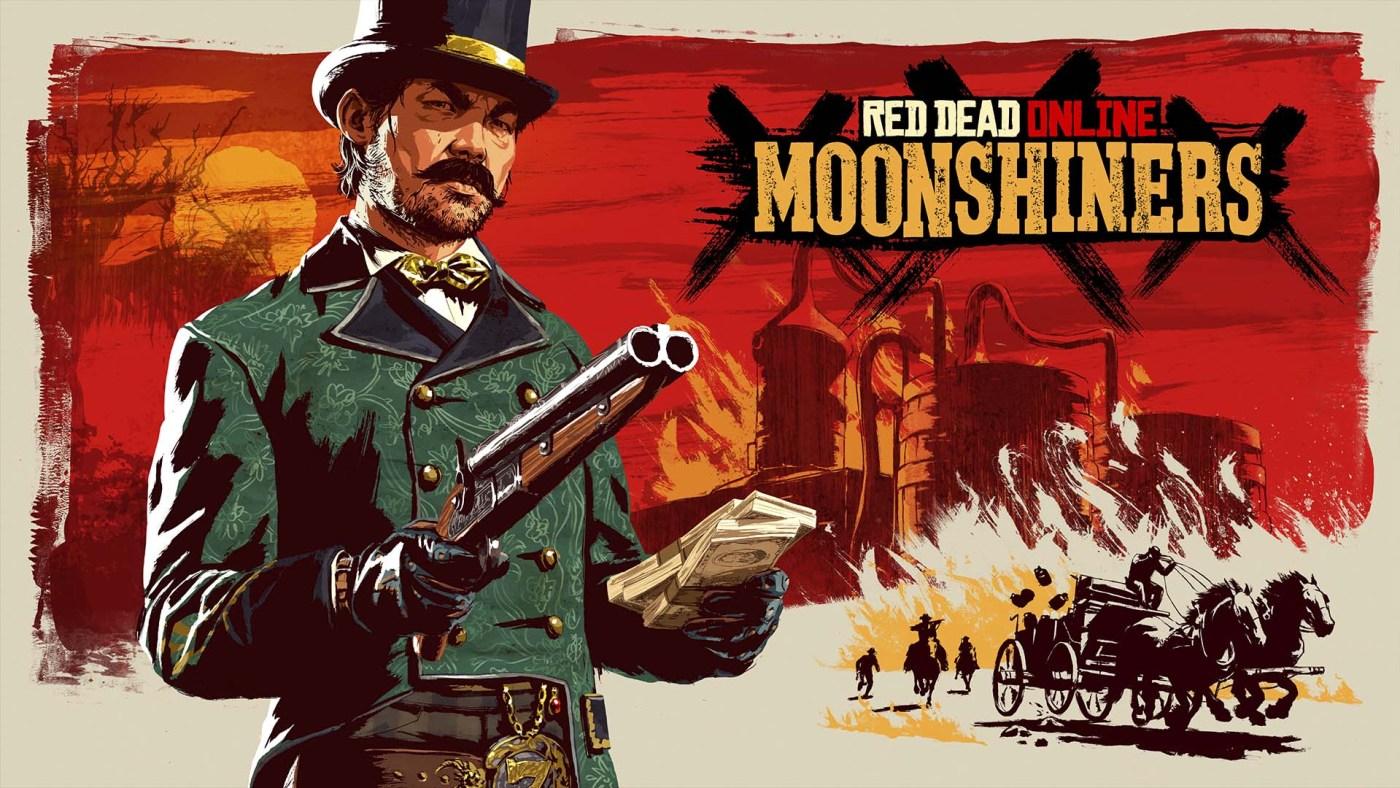 Red Dead Online Licorista Anuncio 1