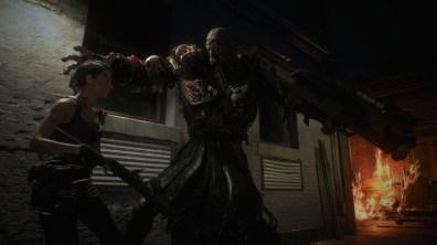 Resident Evil 3 - Pantallas enero 2020 (2)