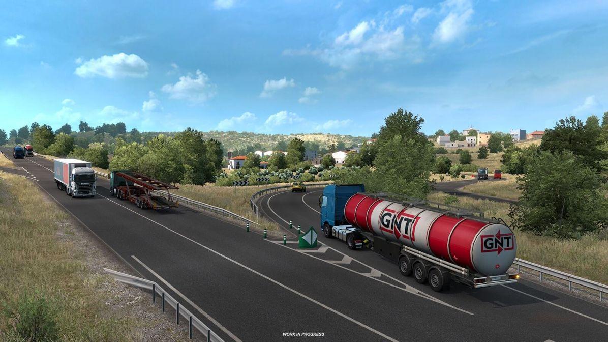 Euro Truck Simulator 2 - Iberia - Febrero 2020 (10)