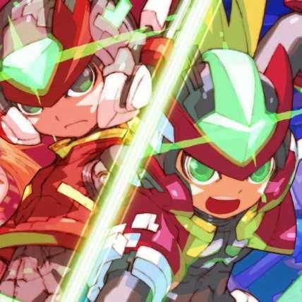 lanzamiento de Mega Man Zero/ZX Legacy Collection