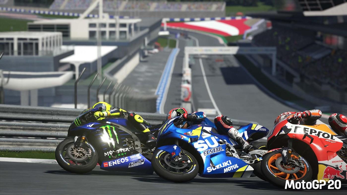 MotoGP 20 Anuncio 2