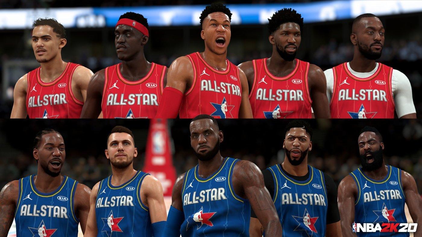 NBA All-Star 2020