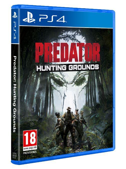 PredatorHunting Grounds Caratula 2