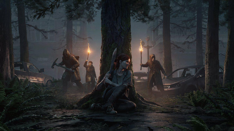 The Last of Us Parte II WP 2