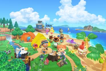 Animal Crossing New Horizons ID