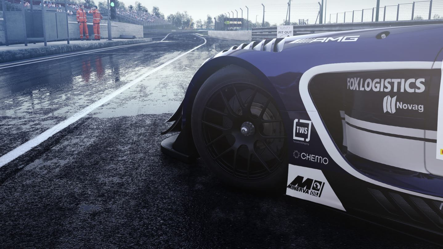 Assetto Corsa Competizione PS4 XBOX ONE 1