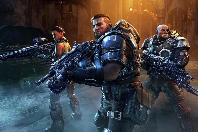 Gears Tactics Requisitos