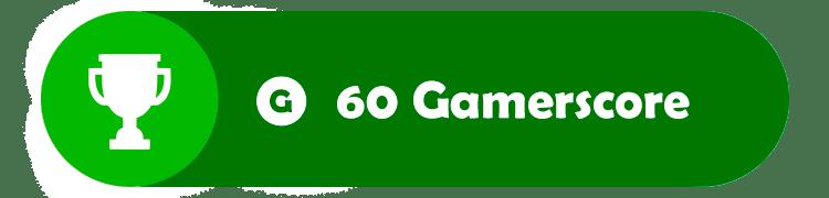 Logros 60 Gamerscore