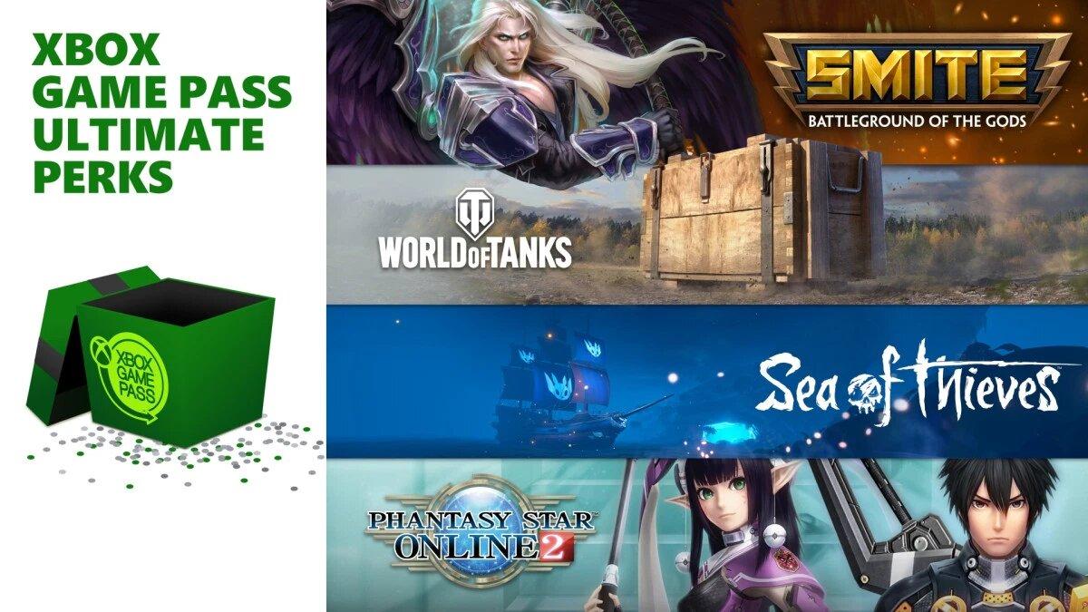 Recompensas de Xbox Game Pass Ultimate Marzo 2020