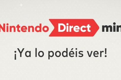 Nintendo Direct Mini 26 marzo 2020