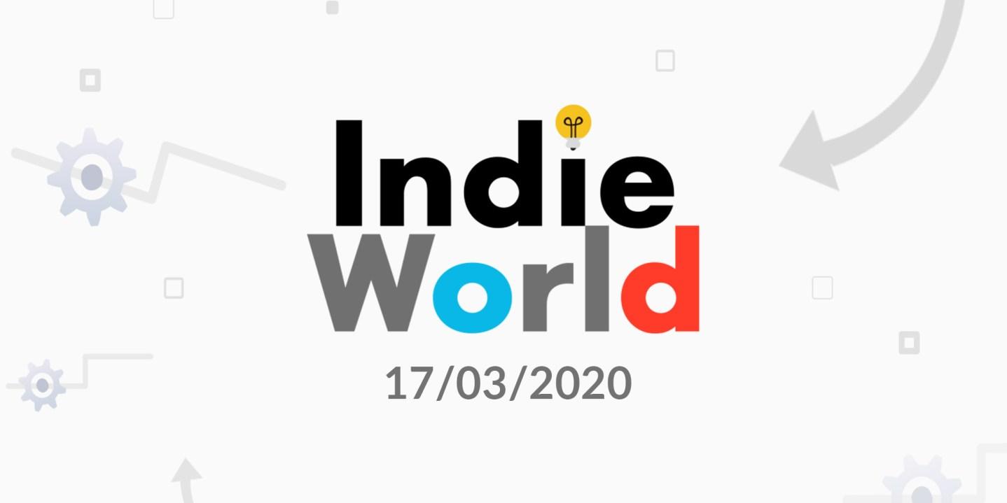 Indie World de Nintendo