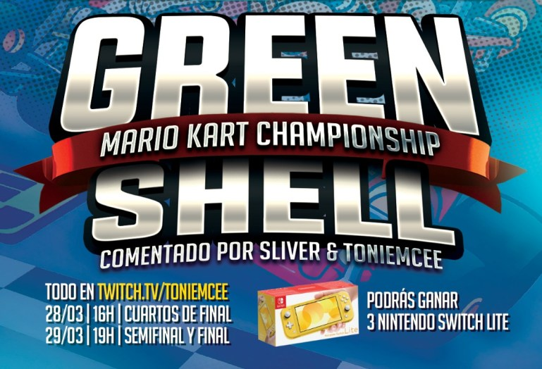 Torneo Mario Kart Toniemcee