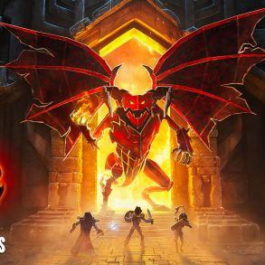 lanzamiento Book of Demons