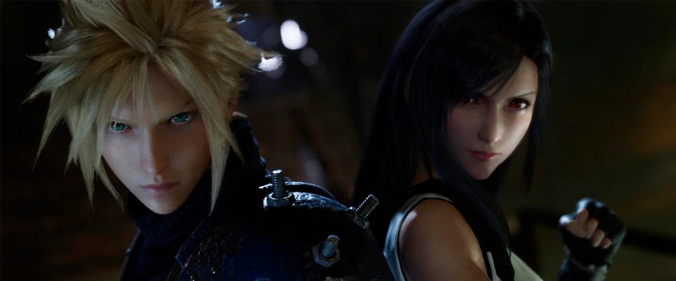 Final Fantasy VII Remake Análisis Texto 1
