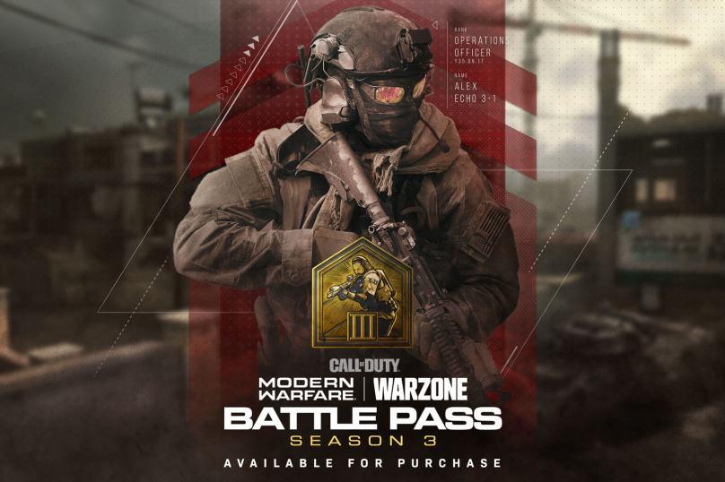 temporada 3 modern warfare