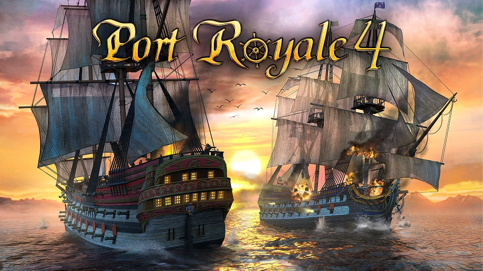 Port Royale 4 Art