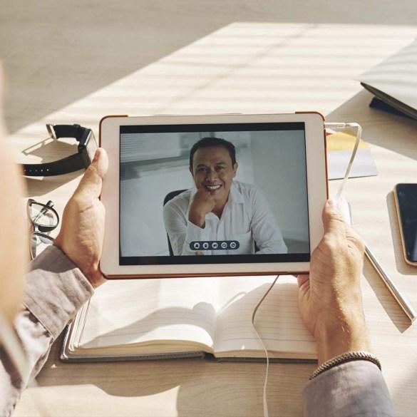 consejos videoconferencia