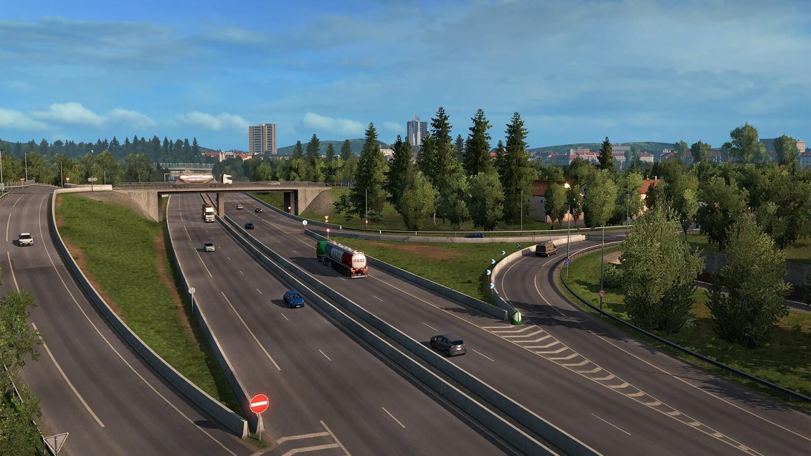 actualización 1.37 Euro Truck Simulator 2